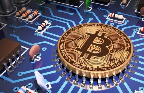 Bitcoin Chip 1