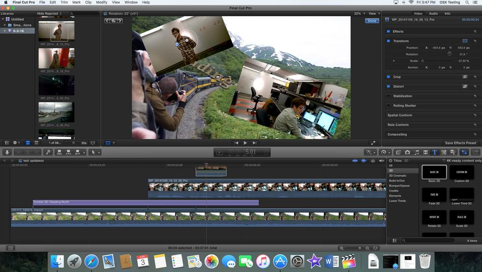 Image result for final cut pro