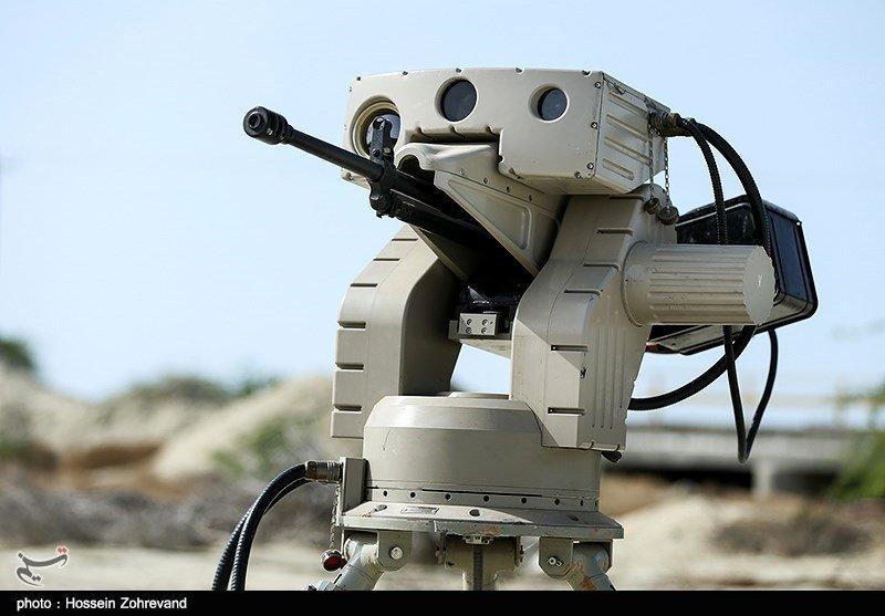 Robotic Gun