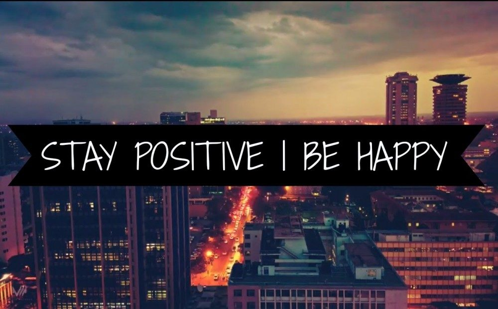 Stay Positive 2