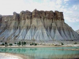 Hingol National Park One of Wonders of Pakistan - Lunar Landscape from Paradise