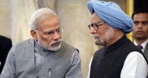 Manmohan Singh takes Pakistan side regarding Modi stance on Gujarat Polls
