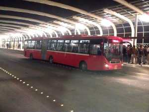 Pakistan Metro Bus Project - Politics or Something Else?