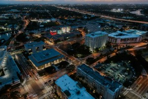 Smart City of Tampa - Focus of Internet of Things