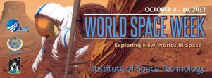World Space Week 2017 - IST Islamabad Ranked as No. 1 in Whole Pakistan
