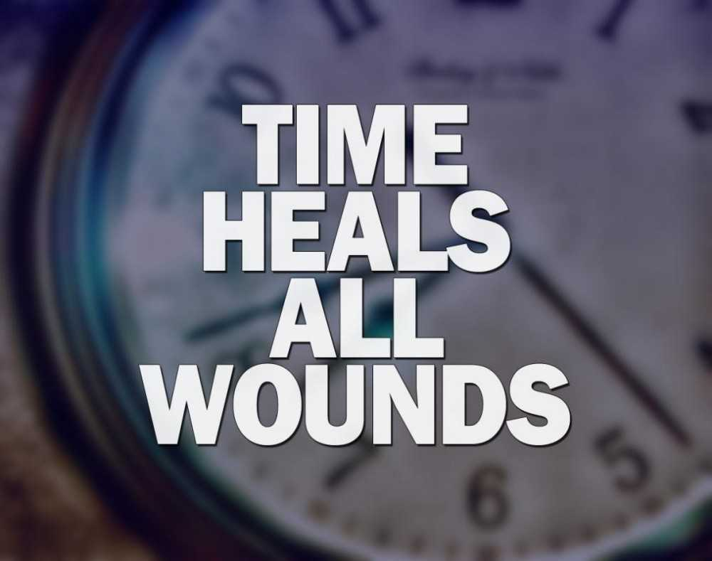 Time Heals All Wounds Quote 1